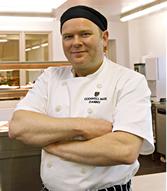 Danny, Godswell Park's Head Chef