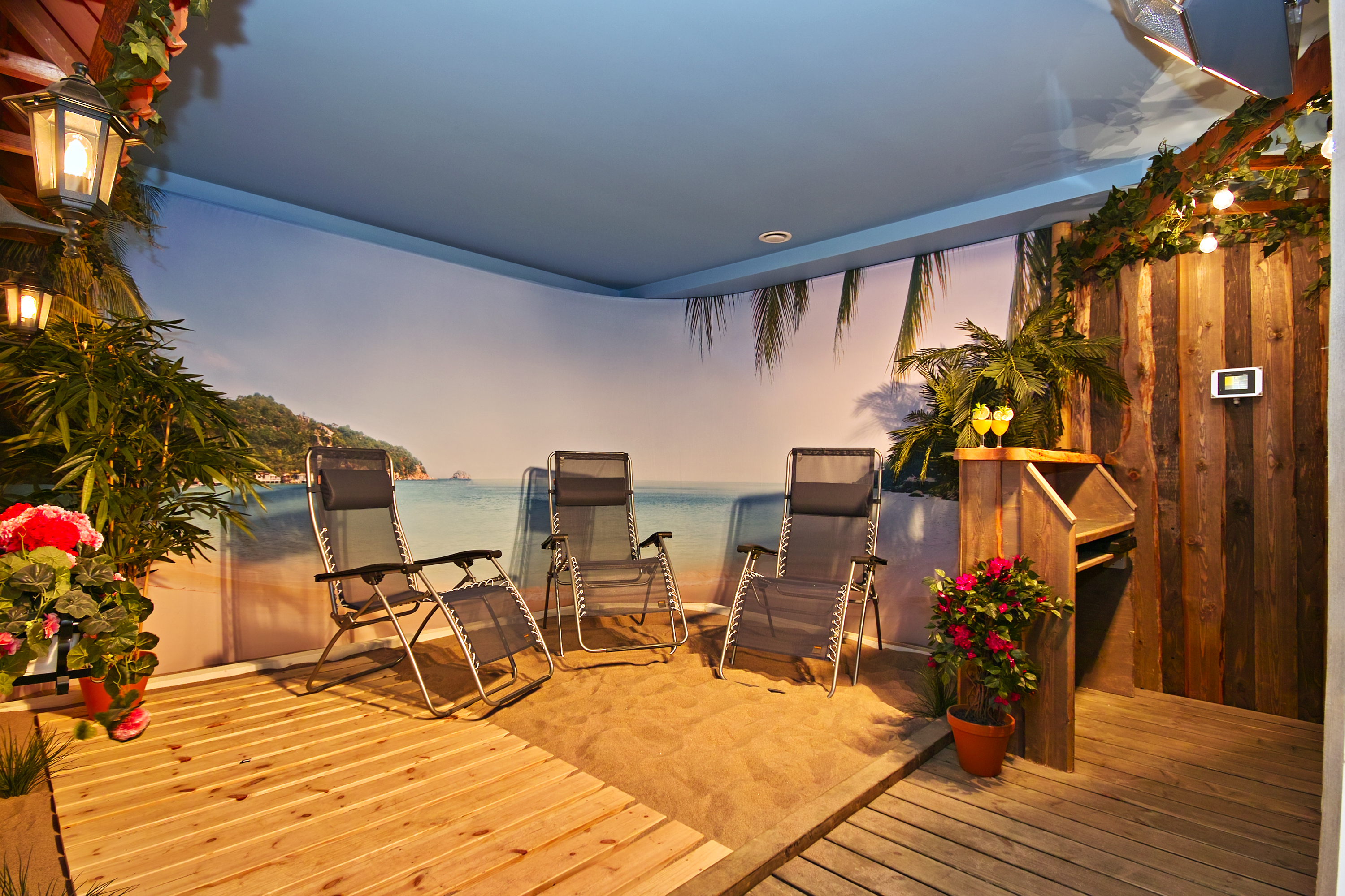 Our Sun Therapy Room